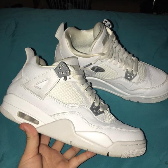 0f220c89bf6 Air Jordan 4 Pure Money GS Size 7. Air Jordan. M_5a6e87619a945516fccd9c26.  M_5a6e87782c705d70980ca3e5. M_5a6e879f1dffda3fdfaf8927